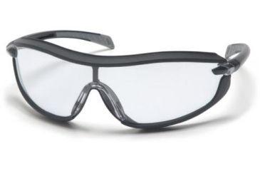 Pyramex XS3 Black Frame Clear Lens SB4610S