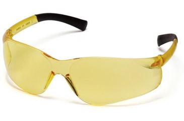 Pyramex Ztek Safety Glasses - Amber Lens, Amber Frame S2530S
