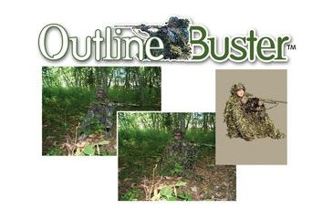 Quaker Boy Outline Buster - Brown Camo 84004