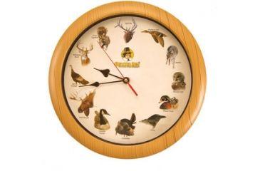 Quaker Boy Sounds of the Wild Clock 80120