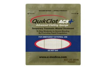 QuickClot ACS Advanced Clotting Sponge - 3.5oz.