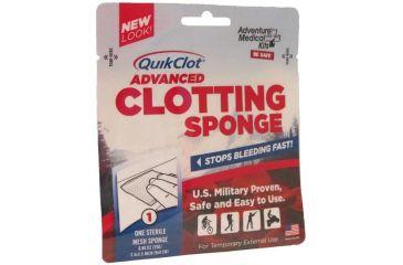 QuikClot Sport Advanced Clotting Sponge, 25G 5020-0019