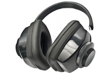 Radians Competitor Earmuff Hearing Protection Black Cp0100cs