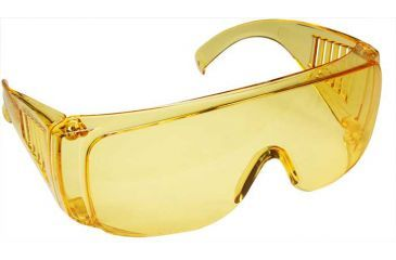 Radians Coveralls Shooting Glasses - Amber Yellow Lens CV0040