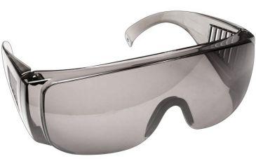 Radians Coveralls Shooting Glasses - Dark Smoke Lens CV0020