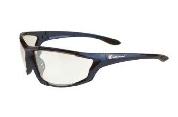 Radians S&W SW102 Performance Eyewear Indoor/Outdoor Lens Gloss Blue Frame