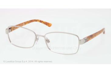 Ralph Lauren DECO EVOLUTION RL5079 Progressive Prescription Eyeglasses 9238-52 - Matte Silver Frame