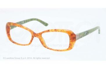Ralph Lauren DECO EVOLUTION RL6105 Progressive Prescription Eyeglasses 5354-51 - Tortoise Frame