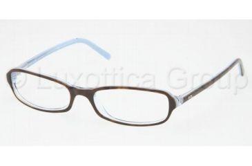 d264c2b790f Ralph Lauren Eyeglasses RL6017 with Rx Prescription Lenses 5211-4916 -  Havana-azure Transpare
