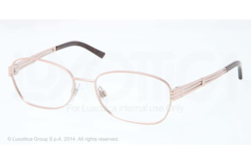 Ralph Lauren RL5080 Eyeglass Frames 9095-53 - Light Pink Frame