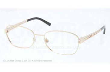 Ralph Lauren RL5080 Eyeglass Frames 9116-53 - Light Gold Frame