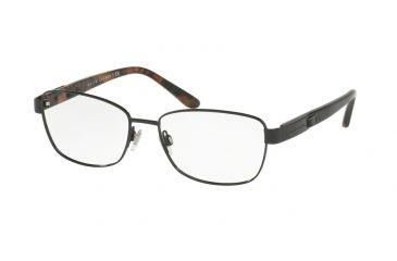 58d1f796a5c Ralph Lauren RL5096Q Eyeglass Frames 9003-52 - Black Frame