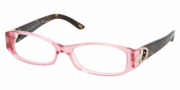 Ralf Lauren RL6050 #5256 - Pink Frame, Demo Lens Lenses