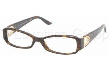 Ralph Lauren RL6070 Single Vision Prescription Eyewear 5003-5015 - Dark Havana