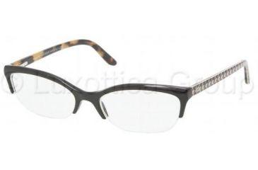 Ralph Lauren RL6073 Single Vision Prescription Eyewear 5001-5317 - Black