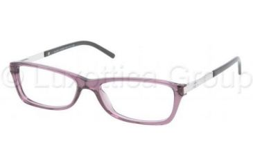 Ralph Lauren RL6077 Bifocal Prescription Eyeglasses 5158-5215 - Violet Transparent