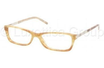Ralph Lauren RL6077 Bifocal Prescription Eyeglasses 5304-5215 - Havana Paris