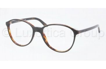 Ralph Lauren RL6079 Progressive Prescription Eyeglasses 5260-5316 - Black/Havana