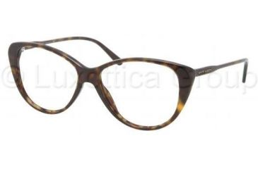 Ralph Lauren RL6083 Progressive Prescription Eyeglasses 5003-5114 - Dark Havana Frame
