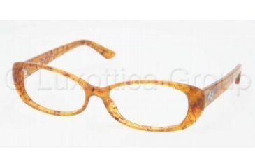 Ralph Lauren RL6089 Eyeglass Frames 5354-5315 - Vintage Tortoise Frame