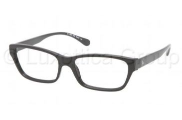 Ralph Lauren RL6092 Bifocal Prescription Eyeglasses 5359-5215 - Black Frame