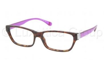 Ralph Lauren RL6092 Bifocal Prescription Eyeglasses 5362-5215 - Dark Havana Frame