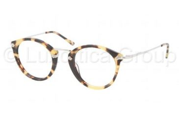18c3641aa1a Ralph Lauren RL6094 Eyeglass Frames 5004-4523 - Spotty Havana Frame