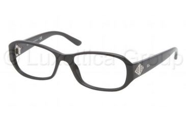 Ralph Lauren RL6095B Bifocal Prescription Eyeglasses 5001-5216 - Black Frame