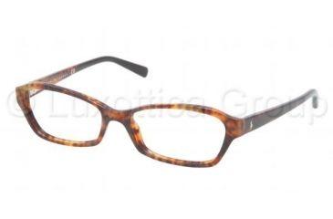 Ralph Lauren RL6097 Progressive Prescription Eyeglasses 5386-5216 - JL Havana Frame, Demo Lens Lenses