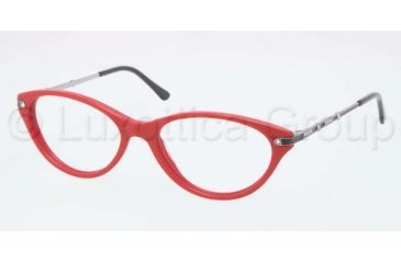 Ralph Lauren RL6099B Bifocal Prescription Eyeglasses 5310-5116 - Red Frame