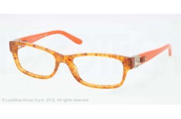 Ralph Lauren RL6106Q Progressive Prescription Eyeglasses 5354-51 - Vintage Tortoise Frame, Demo Lens Lenses