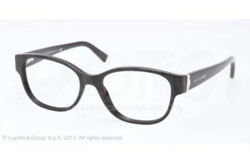 Ralph Lauren RL6112 Eyeglass Frames 5001-52 - Black Frame
