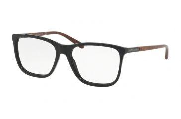 bdf33aa55e Ralph Lauren RL6168 Eyeglass Frames 5001-53 - Black Frame