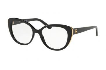 414b20bd3f Ralph Lauren RL6172 Eyeglass Frames 5001-51 - Black Frame