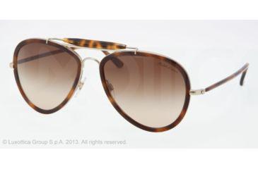 Ralph Lauren RL7038W Bifocal Prescription Sunglasses RL7038W-91793B-57 - Lens Diameter 57 mm, Lens Diameter 57 mm, Frame Color Matte Pale Gold/havana