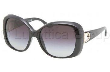 Ralph Lauren RL8068 Sunglasses 50018G-5416 - Black Gray Gradient