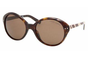 Ralf Lauren RL8069 #500373 - Dark Havana Brown Frame