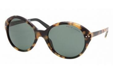 Ralf Lauren RL8069 #529971 - Top Havana-Beige-Black Green Frame