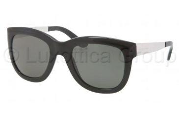Ralph Lauren RL8077W Single Vision Prescription Sunglasses RL8077W-5001R5-5021 - Lens Diameter 50 mm, Frame Color Black Crystal