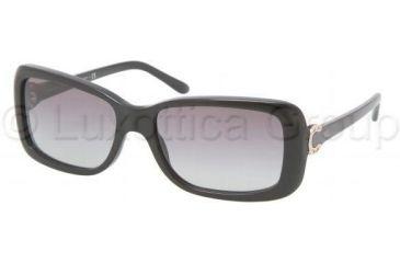 Ralph Lauren RL8078 Progressive Prescription Sunglasses RL8078-500111-5516 - Lens Diameter 55 mm, Frame Color Black