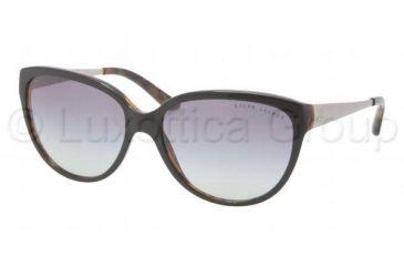 Ralph Lauren RL8079 Single Vision Prescription Sunglasses RL8079-526011-5816 - Lens Diameter 58 mm, Frame Color Black Top Havana