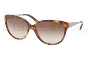 Ralph Lauren RL8079 Sunglasses 530313-5816 - Havana Brown Frame, Brown Gradient Lenses