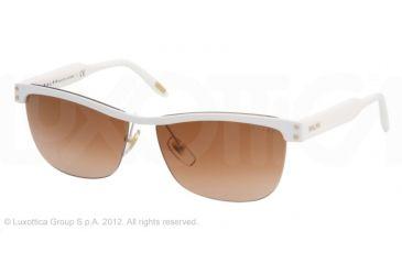 Ralph RA4070 Bifocal Prescription Sunglasses RA4070-105-13-56 - Lens Diameter 56 mm, Lens Diameter 56 mm, Frame Color White