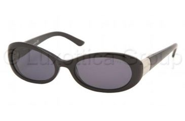 Ralph RA 5003 Sunglasses Styles - Black Gray Frame, 501-87-5218