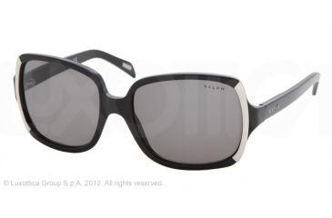 Ralph RA5068 Single Vision Prescription Sunglasses RA5068-501-87-57 - Lens Diameter 57 mm, Lens Diameter 57 mm, Frame Color Black
