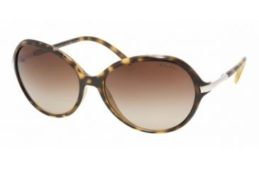 Ralph RA 5103 Sunglasses Styles Dark Tortoise Frame / Brown Gradient Lenses, 510-13-6016