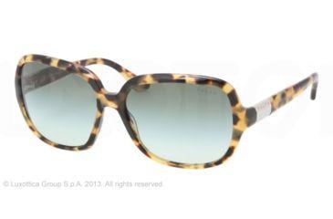 Ralph RA 5149 RA5149 Single Vision Prescription Sunglasses RA5149-504-8E-58 - Lens Diameter 58 mm, Lens Diameter 58 mm, Frame Color Spotty Tortoise