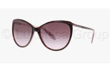 Ralph RA 5150 RA5150 Sunglasses 599/8H-5915 - Tortoise / Pink Frame, Plum Gradient Lenses