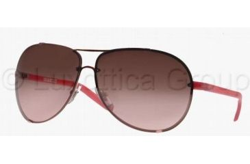 Ralph RA4076 Sunglasses 342/14-6510 - Soft Pink Brown Rose
