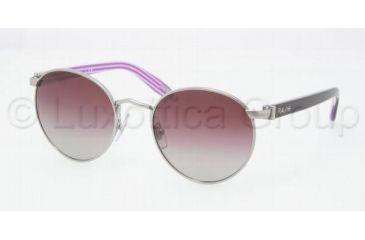 Ralph RA4084 Bifocal Prescription Sunglasses RA4084-102-4Q-5120 - Lens Diameter 51 mm, Frame Color Silver